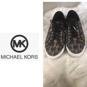 MICHAEL KORS Signature Logo Shoes